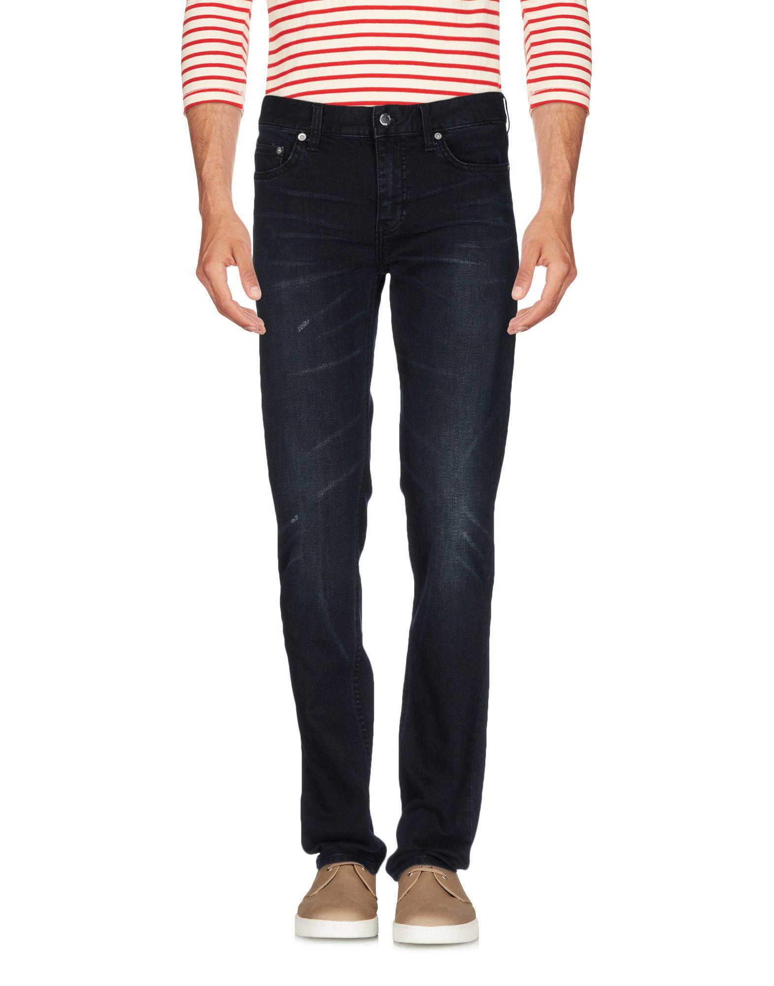 BLK DNM Джинсовые брюки пуловер vmsally ls blouse dnm