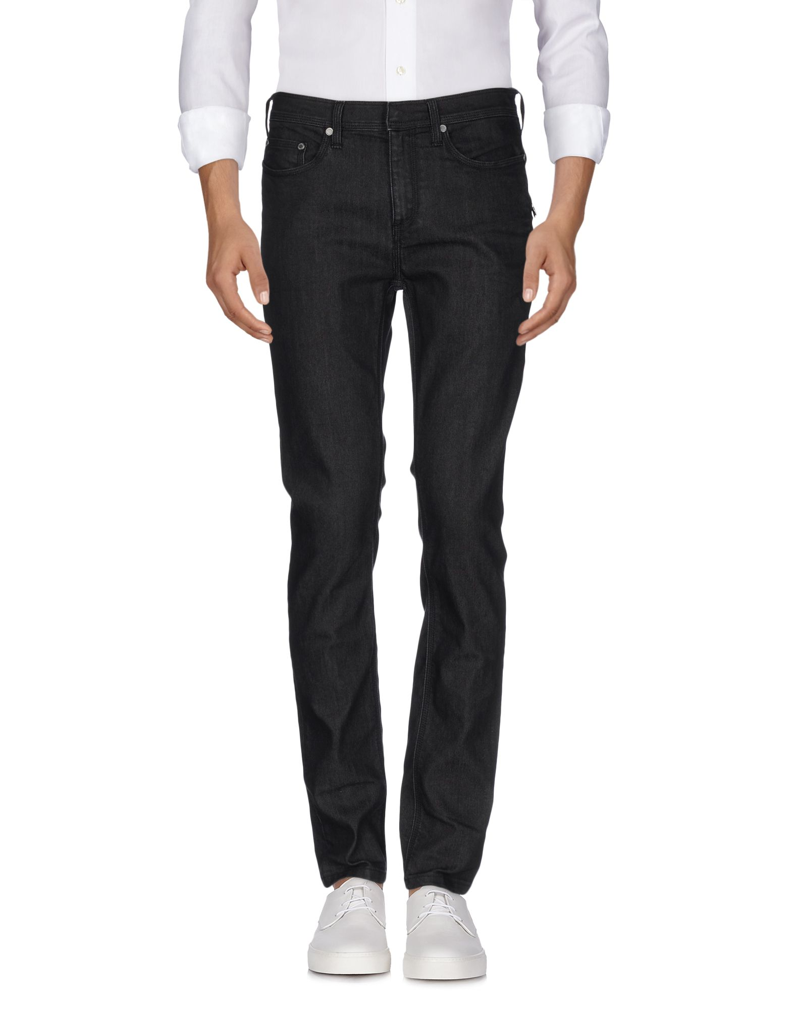 NEIL BARRETT Джинсовые брюки футболка мужская neil barrett fa01 2015