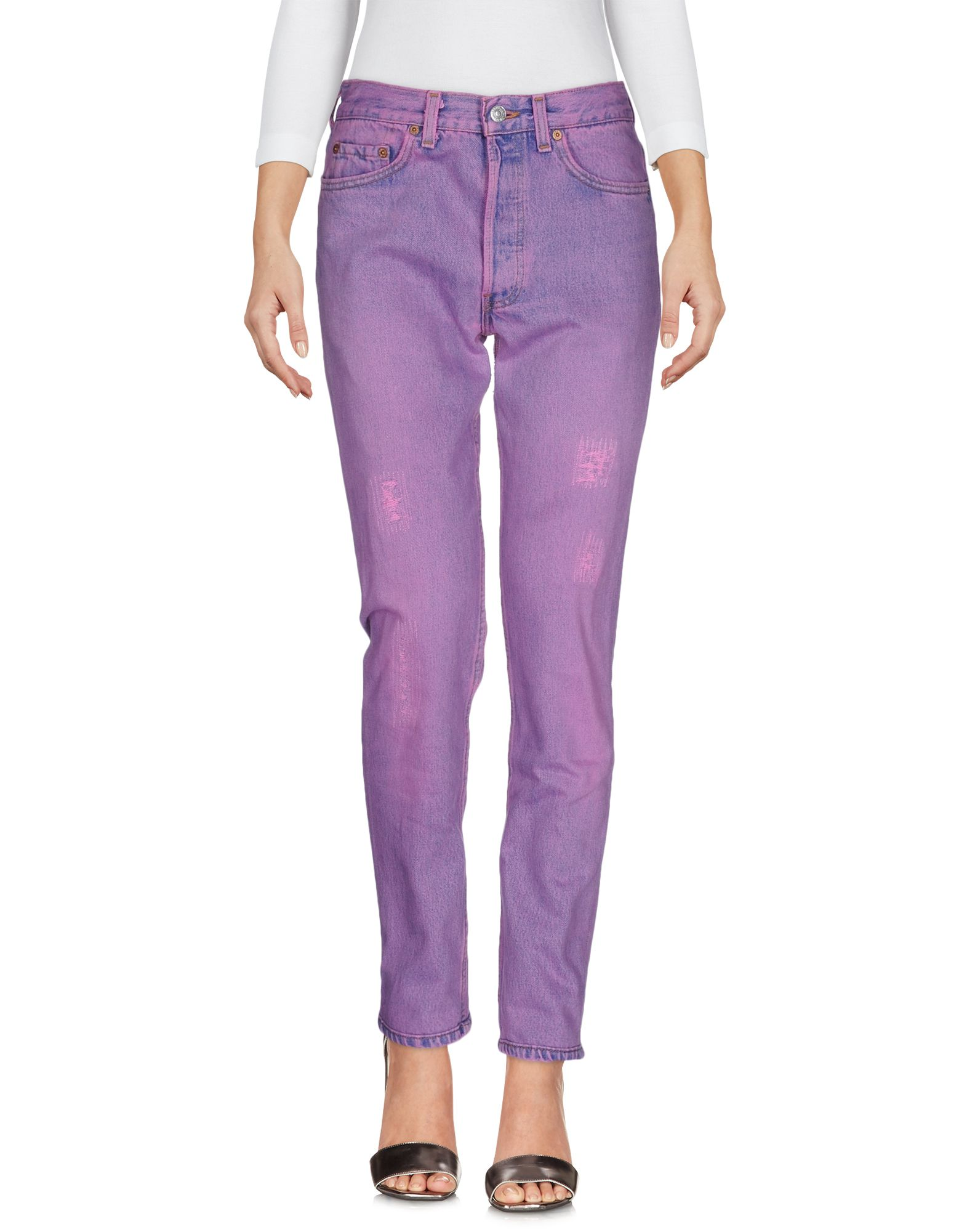 купить ROSSANO PERINI Джинсовые брюки дешево