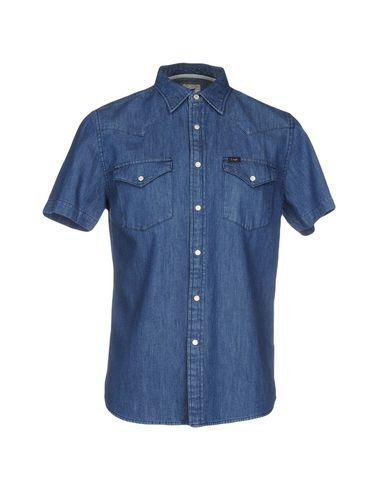 Джинсовая рубашка LEE 42559949FS