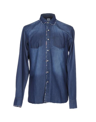 Джинсовая рубашка от AUTHENTIC ORIGINAL VINTAGE STYLE