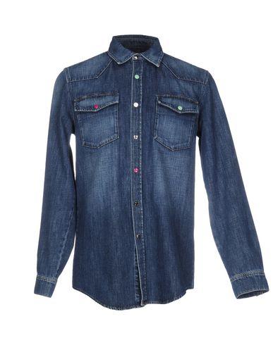 Джинсовая рубашка GIVENCHY 42560648FH