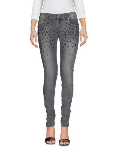 Джинсовые брюки FRANKIE MORELLO 42560789IP