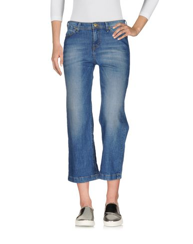 Джинсовые брюки-капри LEE 42560916OU