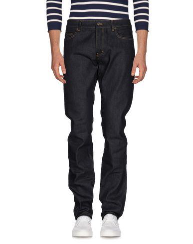 Джинсовые брюки SAINT LAURENT 42561088LR
