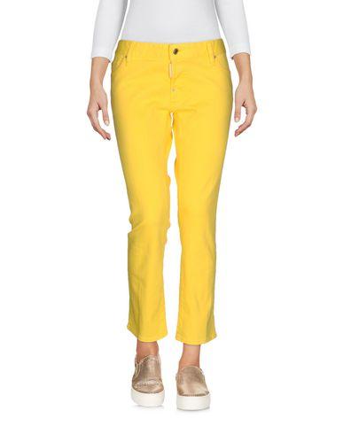 Джинсовые брюки-капри DSQUARED2 42561116GH
