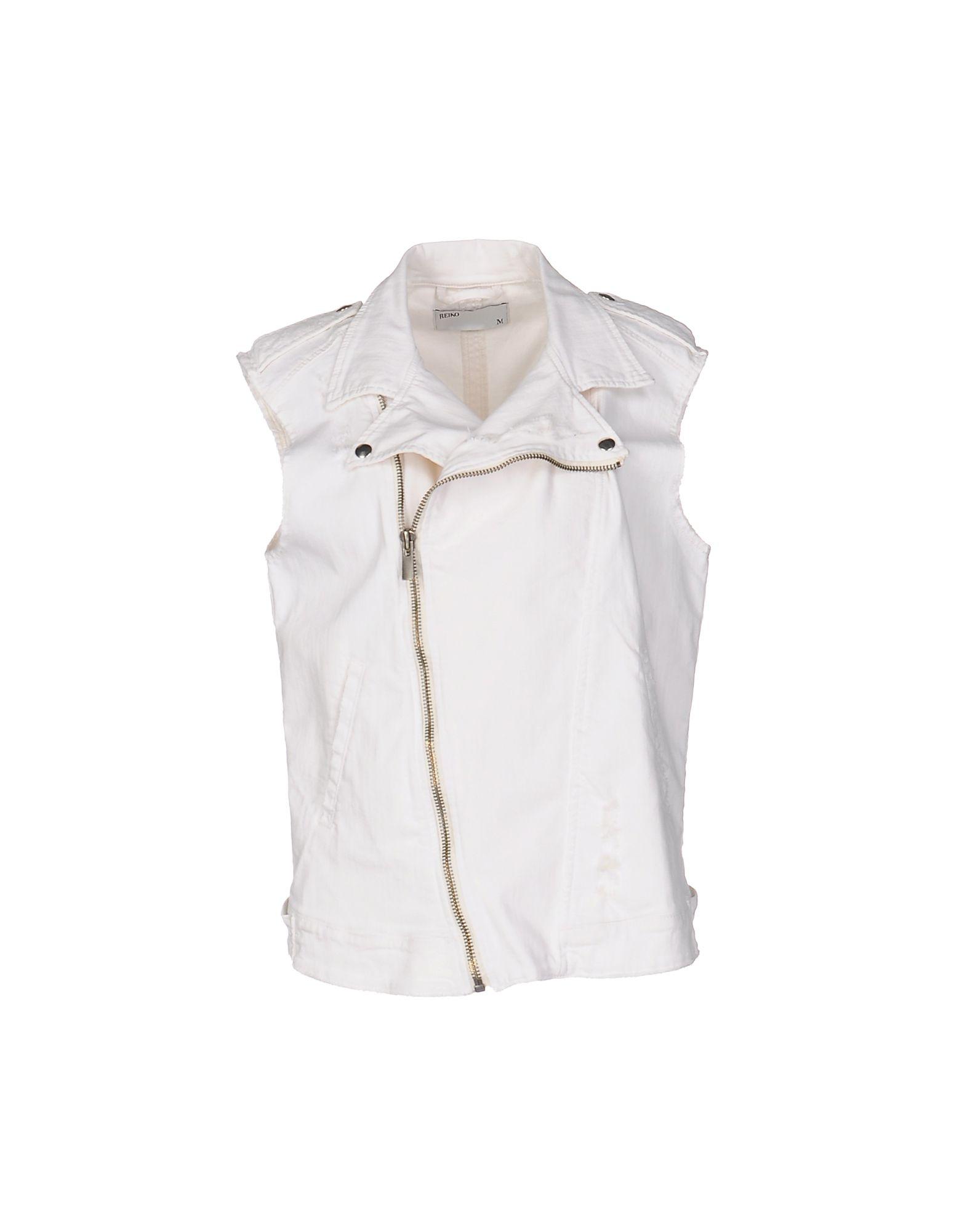 REIKO Джинсовая верхняя одежда reiko джинсовая верхняя одежда