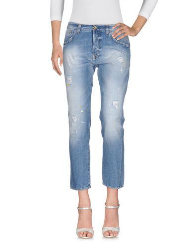 AGLINI Pantalon en jean femme