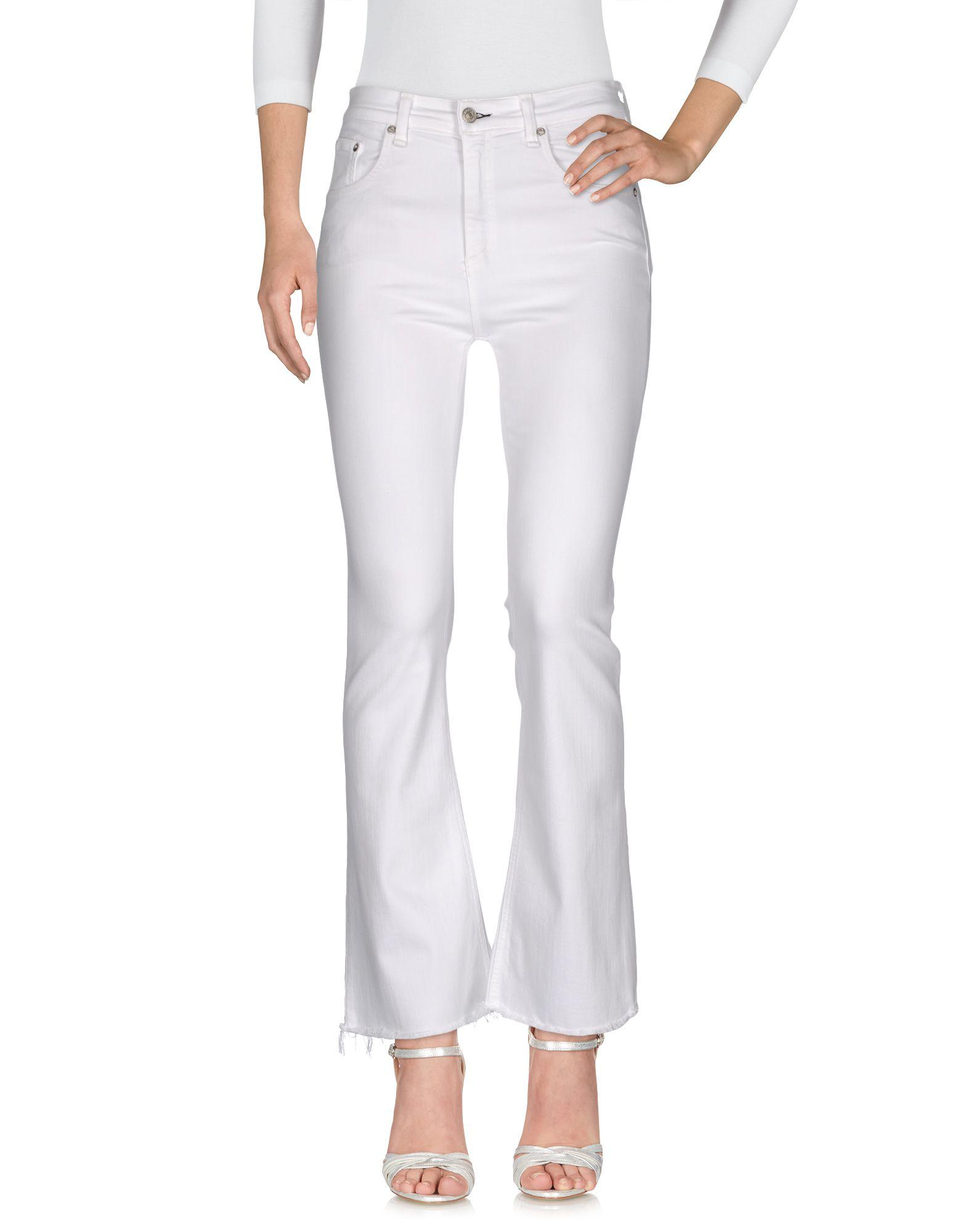 где купить RAG & BONE/JEAN Джинсовые брюки по лучшей цене