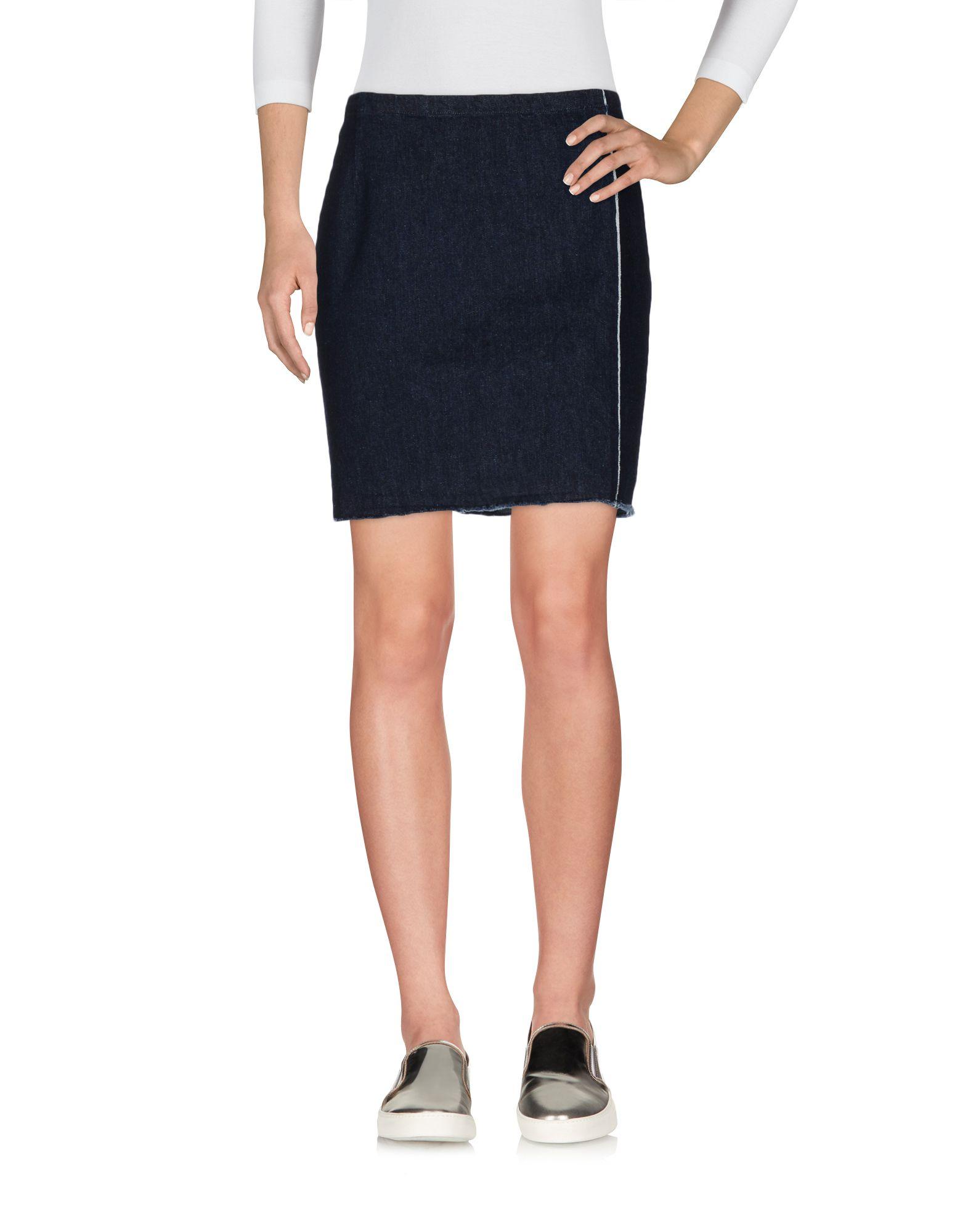 BARENA Джинсовая юбка barena длинная юбка
