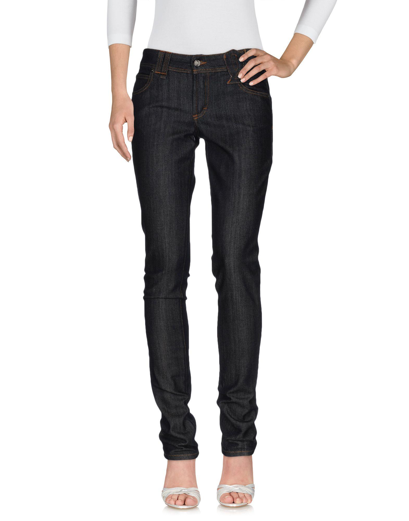 GALLIANO Джинсовые брюки брюки galliano брюки чинос