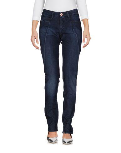 Джинсовые брюки TRU TRUSSARDI 42562313KF