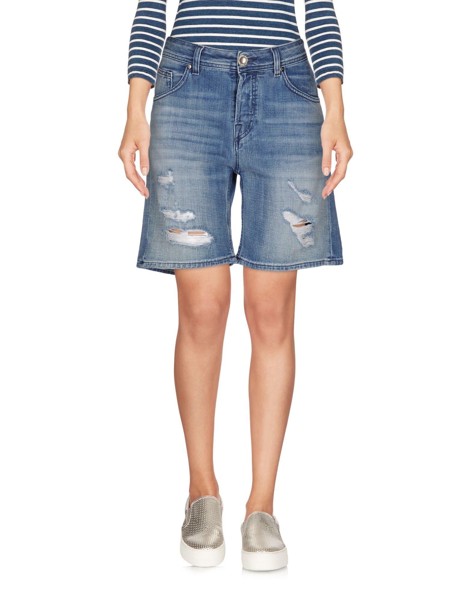 JIJIL LE BLEU Джинсовые бермуды jijil le bleu джинсовые брюки