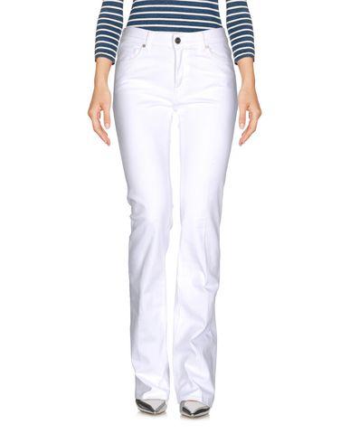 Джинсовые брюки от MALÌPARMI M.U.S.T.