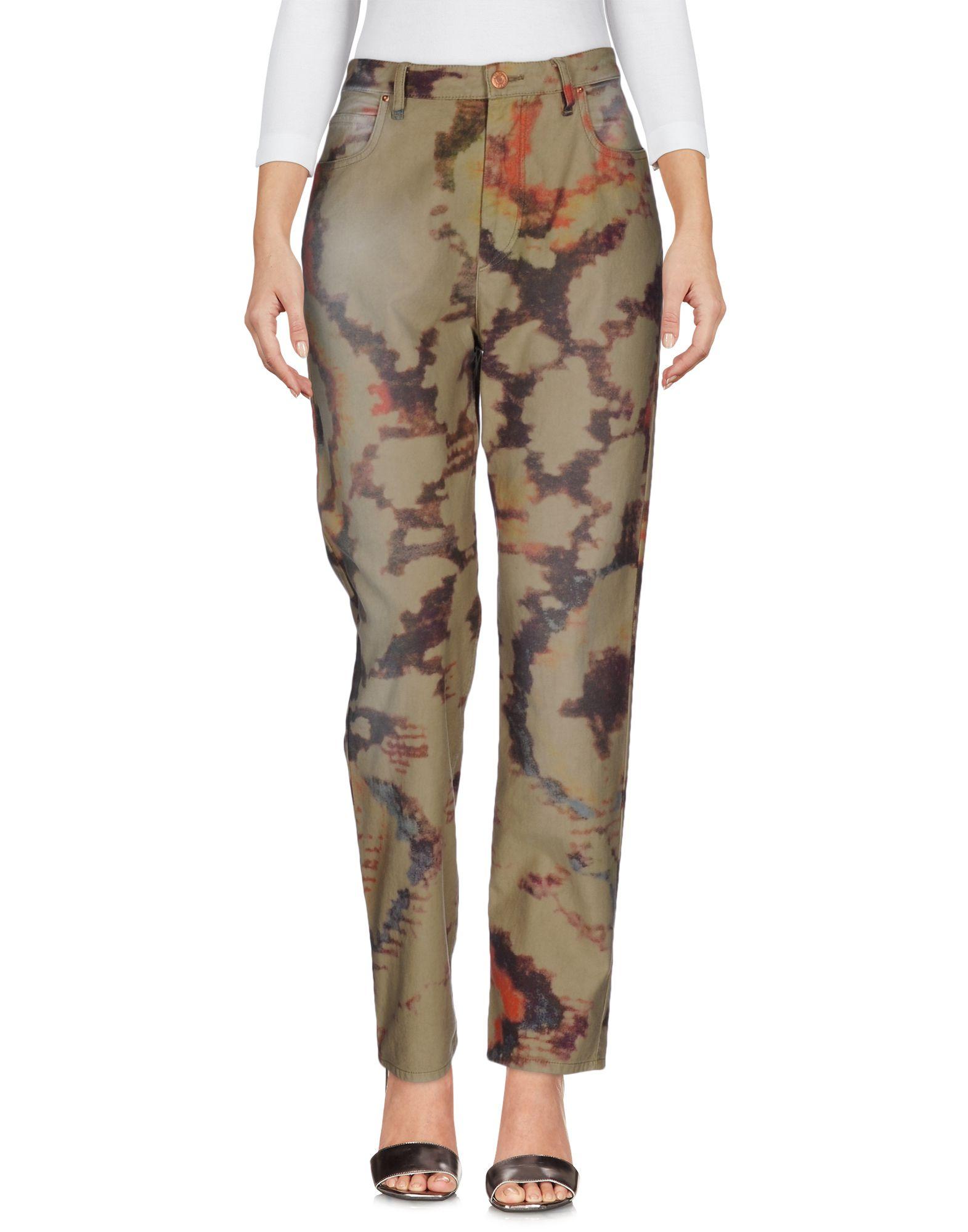 цена ISABEL MARANT ÉTOILE Джинсовые брюки онлайн в 2017 году