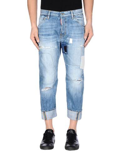 Джинсовые брюки-капри DSQUARED2 42563019KF