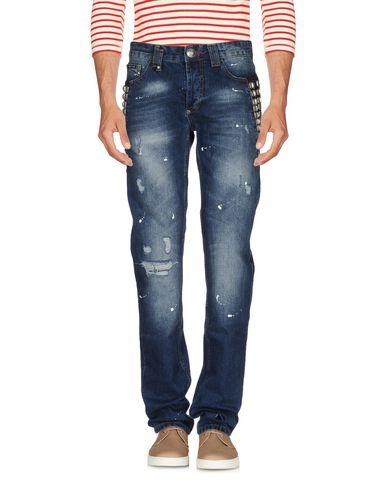 Джинсовые брюки PHILIPP PLEIN 42563168AW