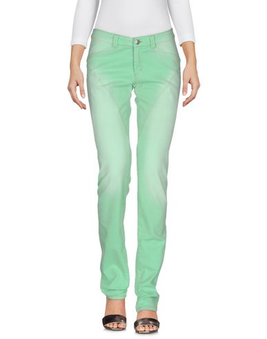 Джинсовые брюки от CARLO CHIONNA