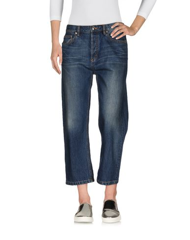 Джинсовые брюки-капри MARC BY MARC JACOBS 42563429EJ