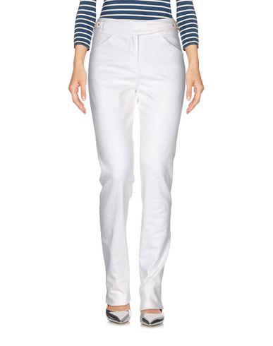 Джинсовые брюки ARMANI COLLEZIONI 42563533CU