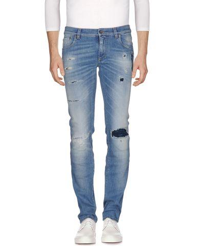Джинсовые брюки DOLCE & GABBANA 42564351EG