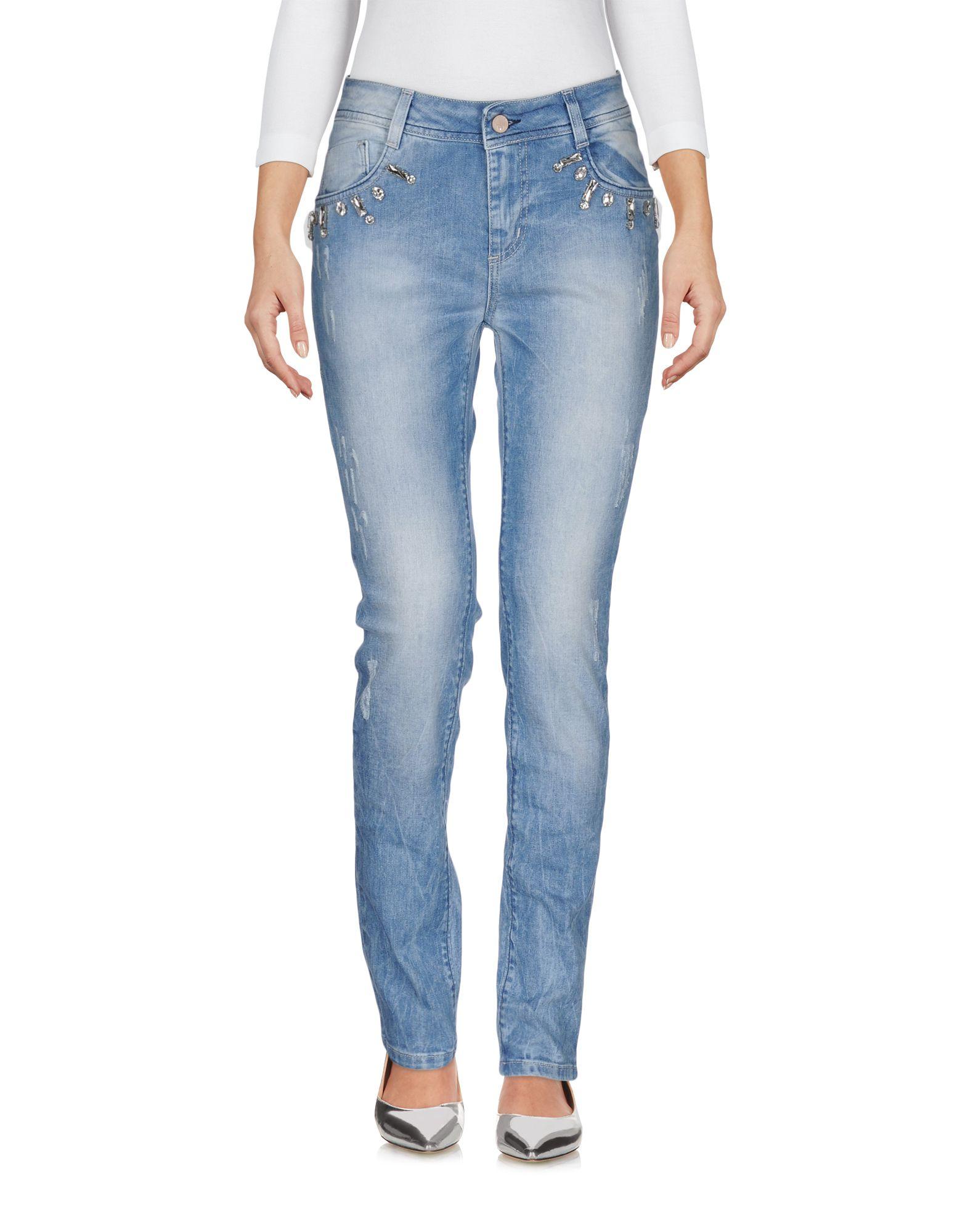 все цены на COCCAPANI TREND Джинсовые брюки