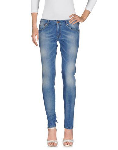 Купить Джинсовые брюки от REIGN синего цвета