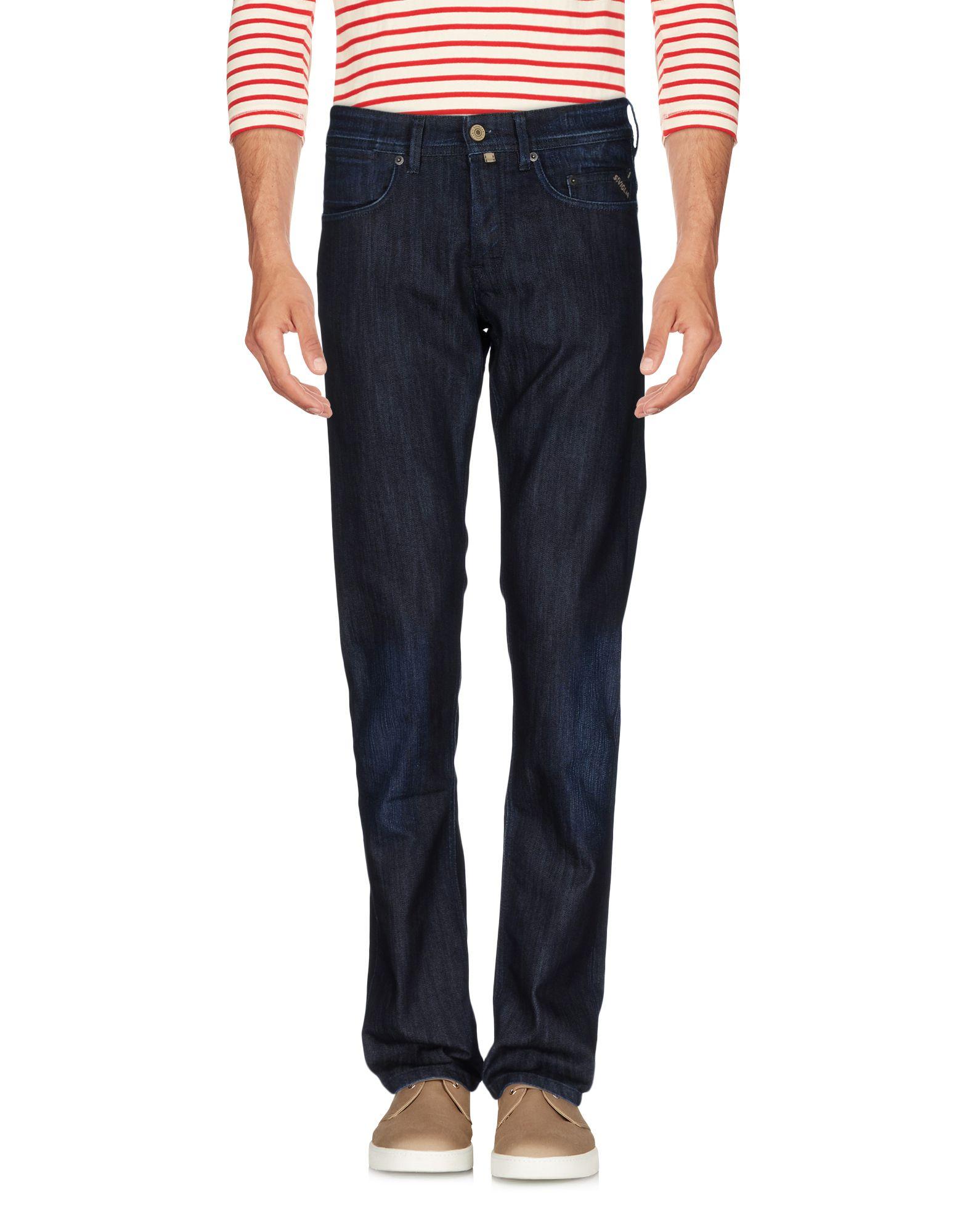 SIVIGLIA DENIM Джинсовые брюки цена 2017