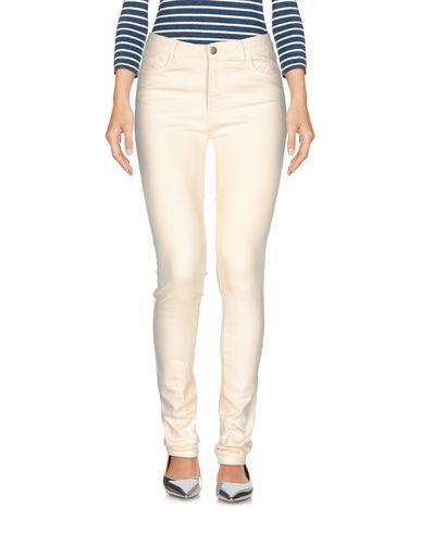 Джинсовые брюки от ALPHAMOMENT