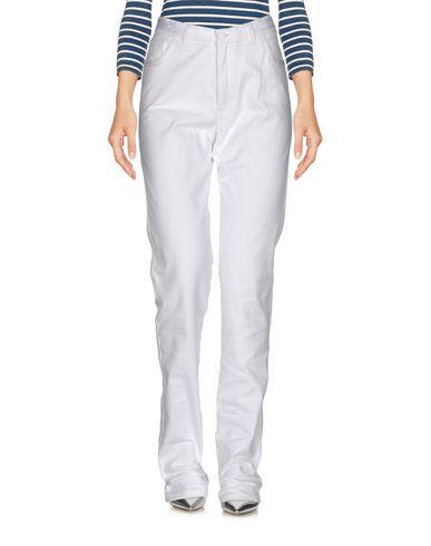Джинсовые брюки BURBERRY 42565011XB