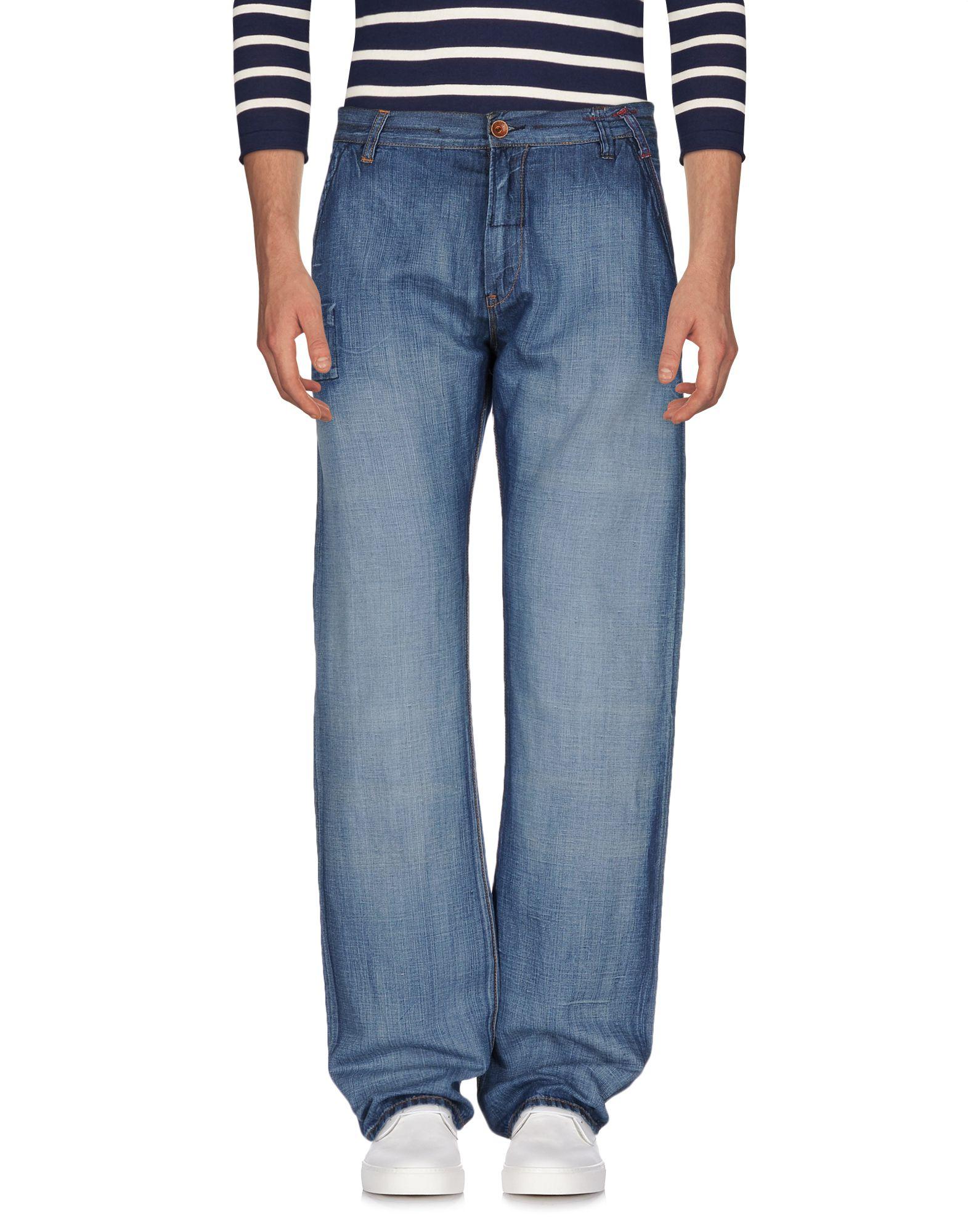 купить RED EAR JAPAN by PAUL SMITH Джинсовые брюки по цене 10400 рублей
