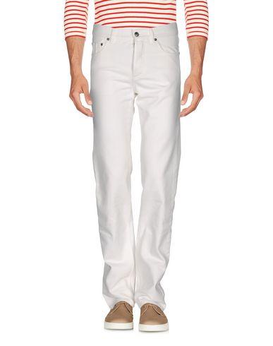 Джинсовые брюки BURBERRY 42565171DA