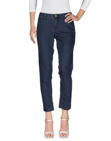 Джинсовые брюки RE-HASH 42565268NB