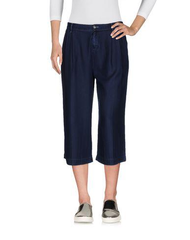 Джинсовые брюки-капри TOMMY HILFIGER 42565446CQ