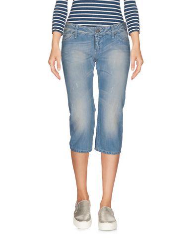 Джинсовые брюки-капри от JFOUR