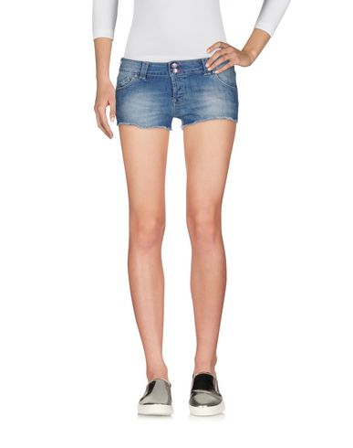 JCOLOR Short en jean femme