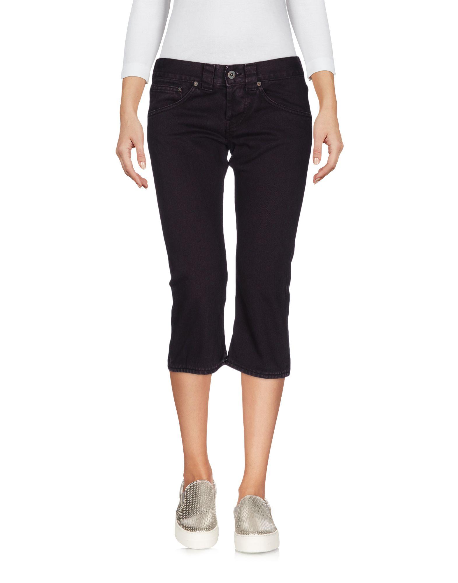 DONDUP STANDART Джинсовые брюки-капри капри dondup капри