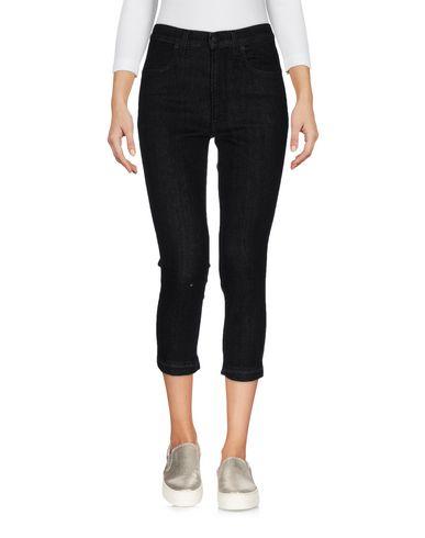 Джинсовые брюки-капри (+) PEOPLE 42566152PL