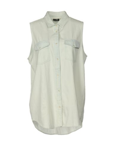 Джинсовая рубашка CHEAP MONDAY 42566572LI