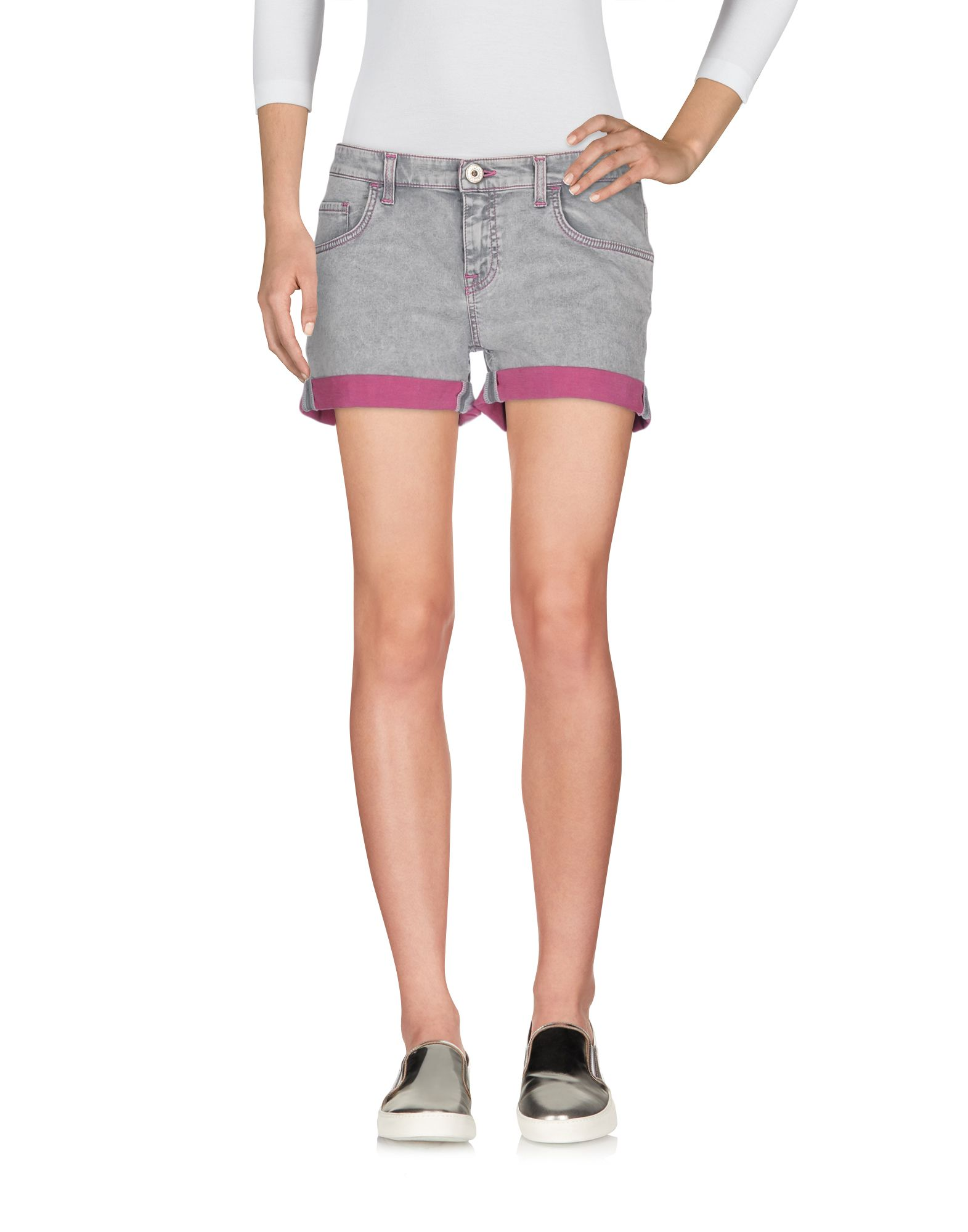 Trussardi Jeans DENIM SHORTS