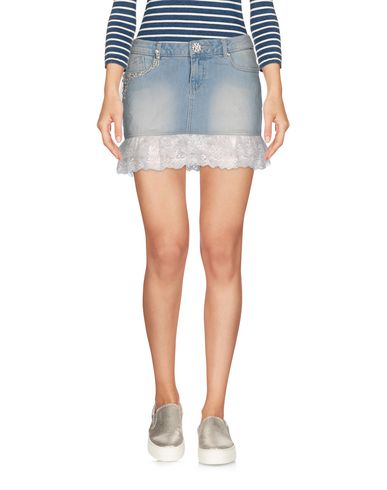 Джинсовая юбка FRACOMINA 42566677AP
