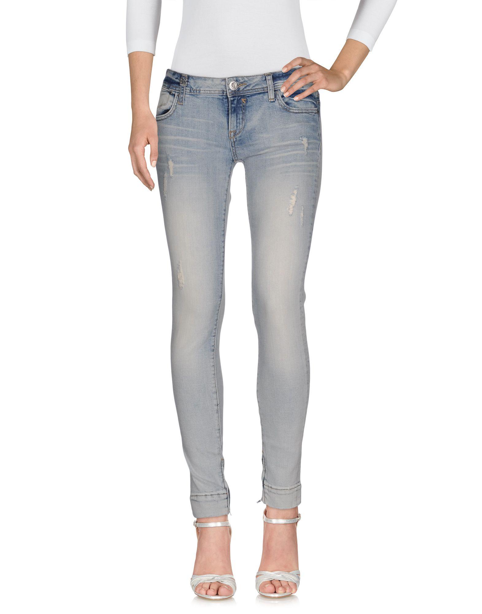 EIGHT SIN Джинсовые брюки