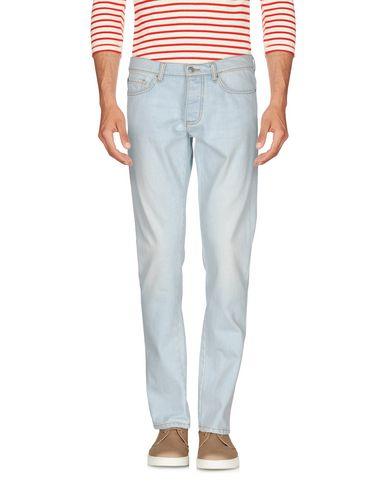Джинсовые брюки PAOLO PECORA 42567458HM