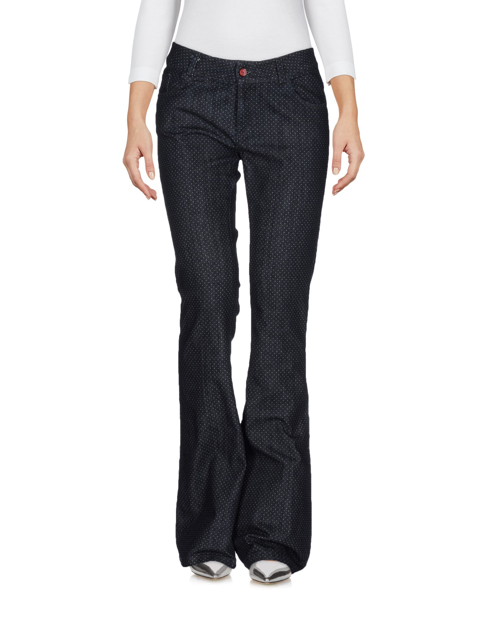 ANOTHER LABEL Джинсовые брюки штатив rgk sjw60