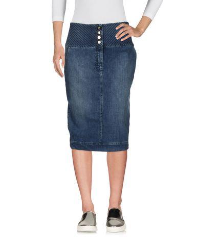 Джинсовая юбка от ELISABETTA FRANCHI JEANS