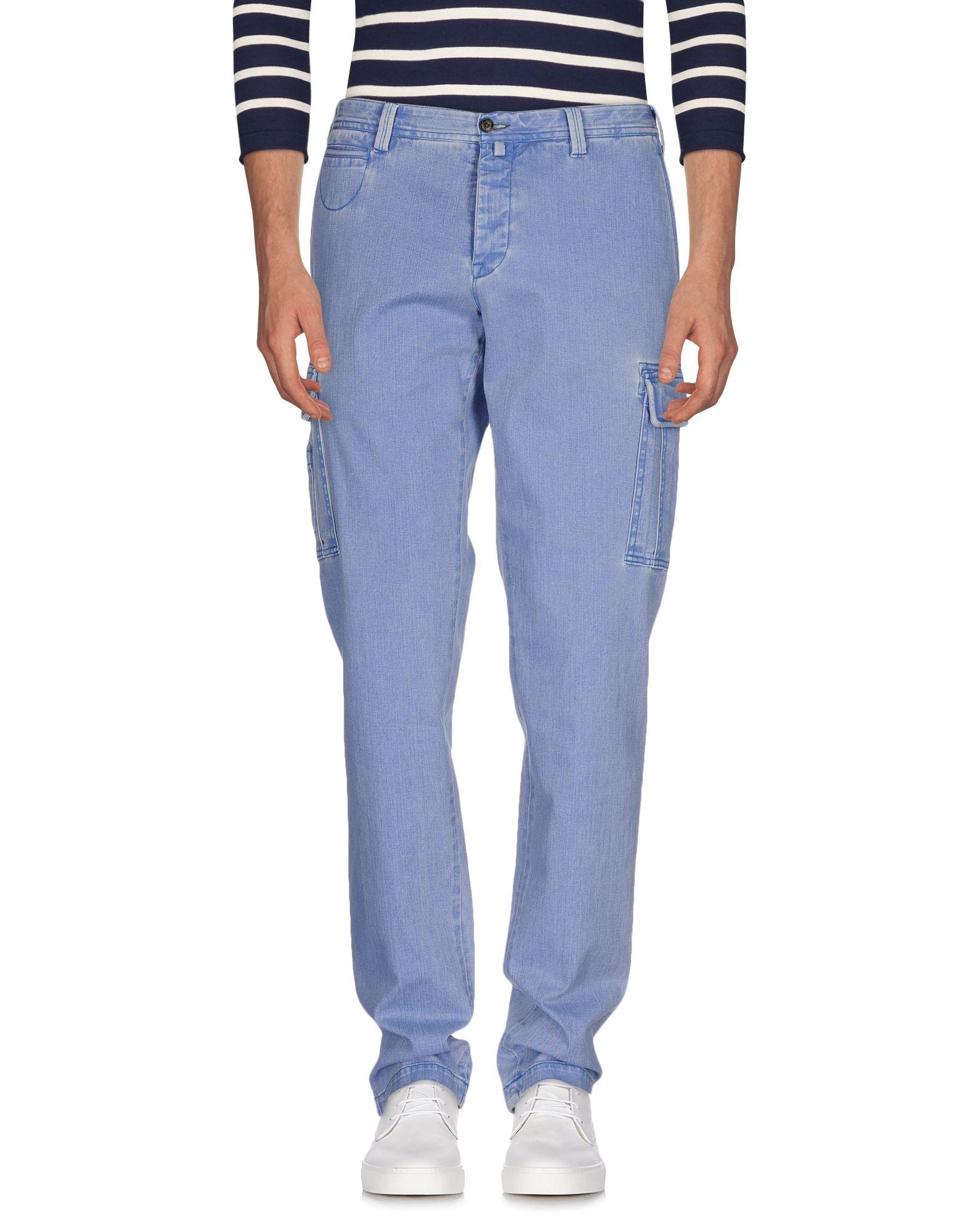 где купить  ICON Джинсовые брюки  по лучшей цене