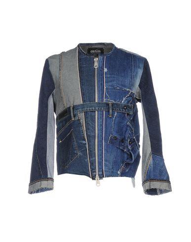 Джинсовая верхняя одежда от KURO