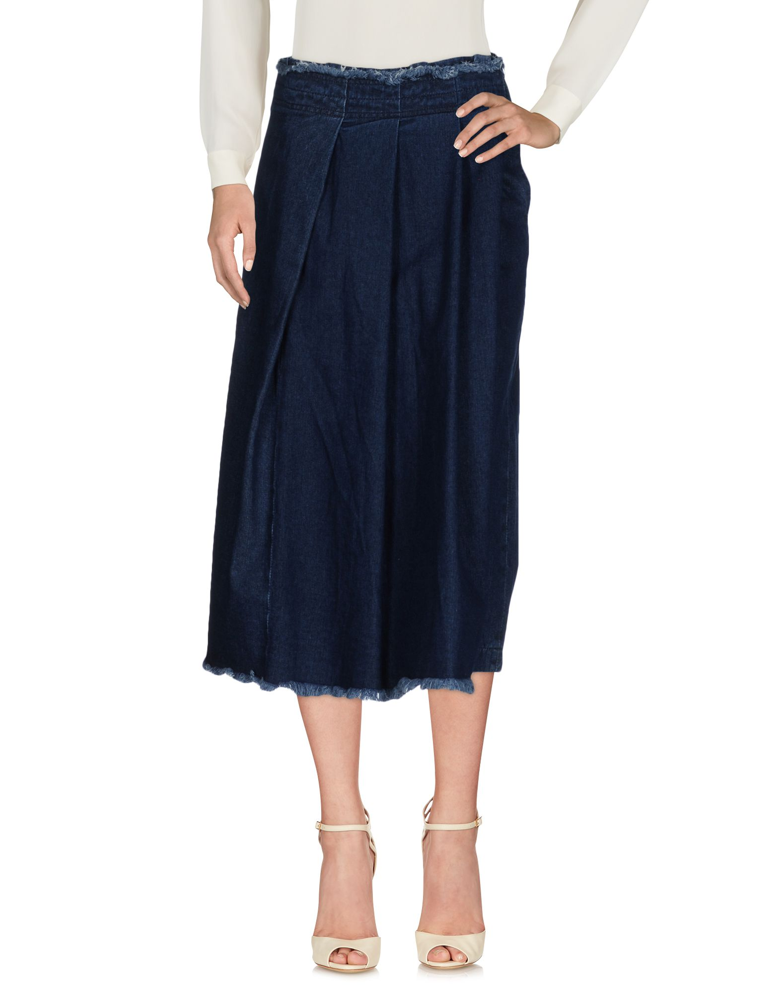 TPN Юбка длиной 3/4 moschino couture юбка длиной 3 4