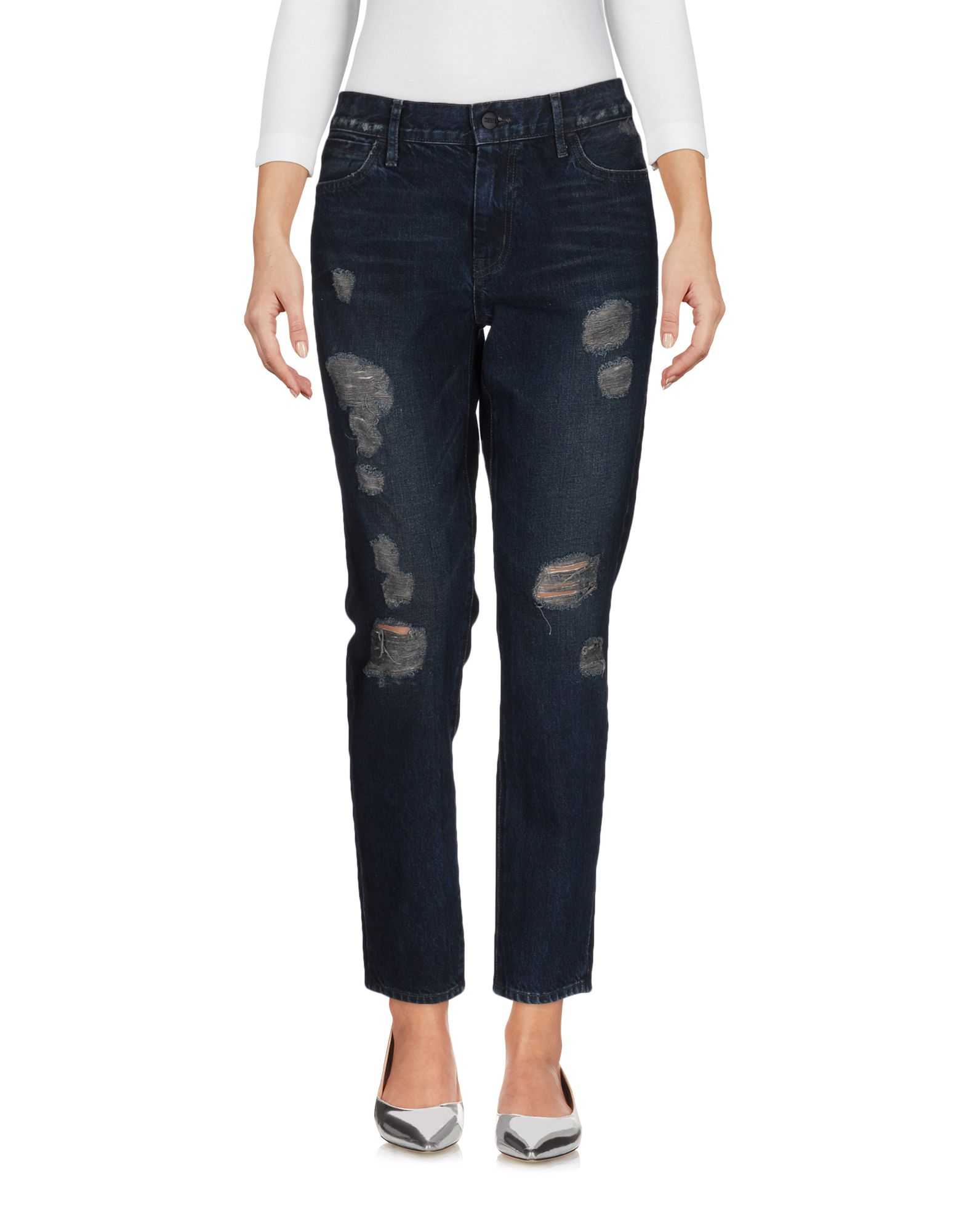 KORAL Джинсовые брюки