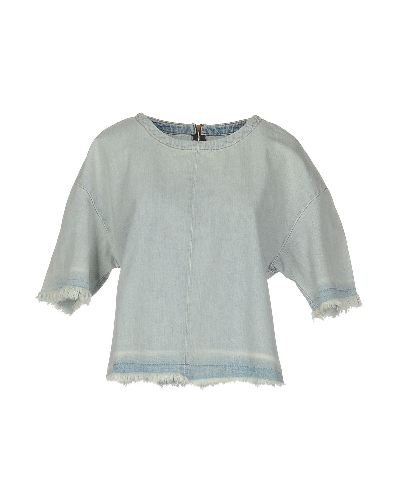 J BRAND Джинсовая рубашка джинсовая рубашка quelle arizona 610860